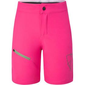 Ziener Natsu X-Function Shorts Kids, fioletowy